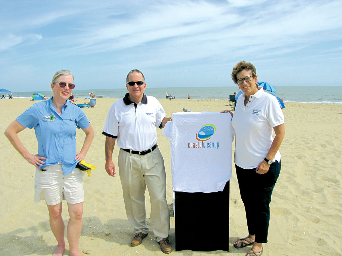 Worcester County Coastal Cleanup Set for Saturday, Sept. 19
