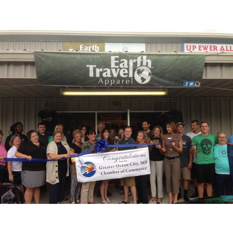 Earth Travel Apparel: Keeping the Local Movement Alive in Ocean City