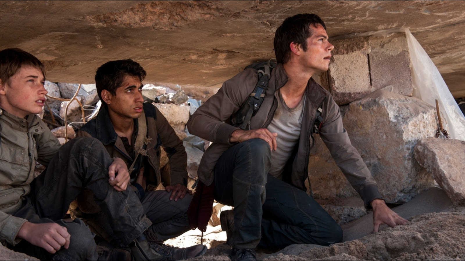 Movie Review – Maze Runner: The Scorch Trials
