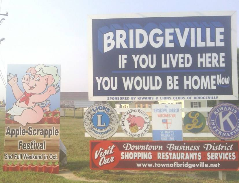 Almost Time for a Delaware Tradition – Apple Scrapple Festival 2015