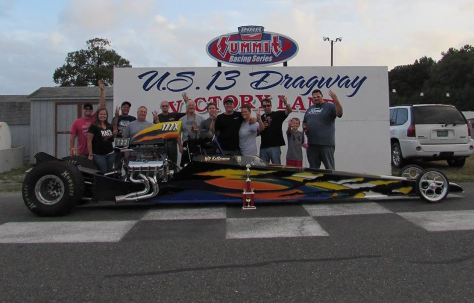 Drag Racing: Ketterman Sweeps All 3 Bad 8 Open Wheel Wins
