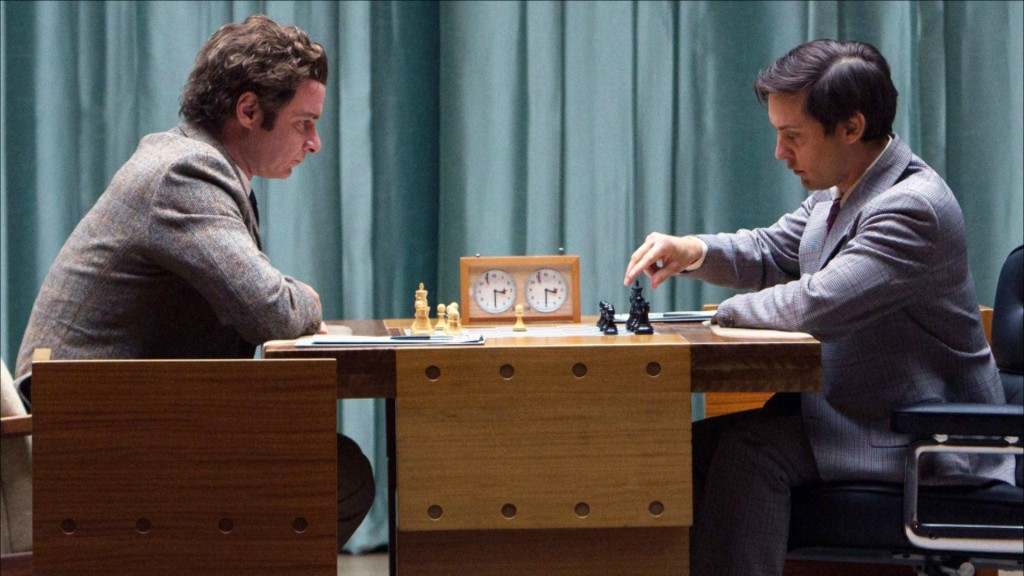 Movie Review – Pawn Sacrifice