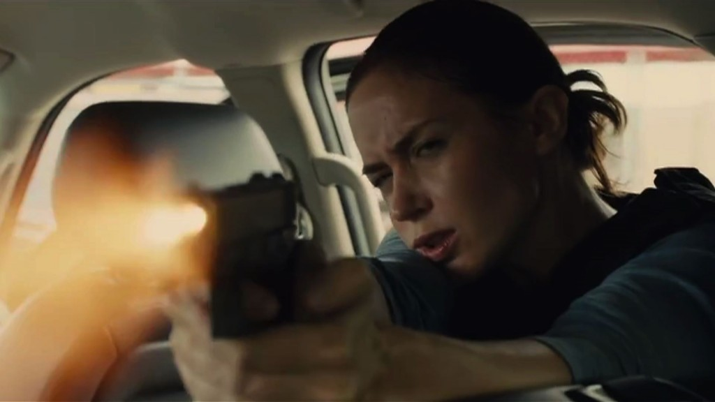 Movie Review – Sicario
