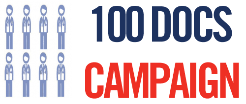 United Way's 100 Docs Campaign – Friday, October 16th, 2015