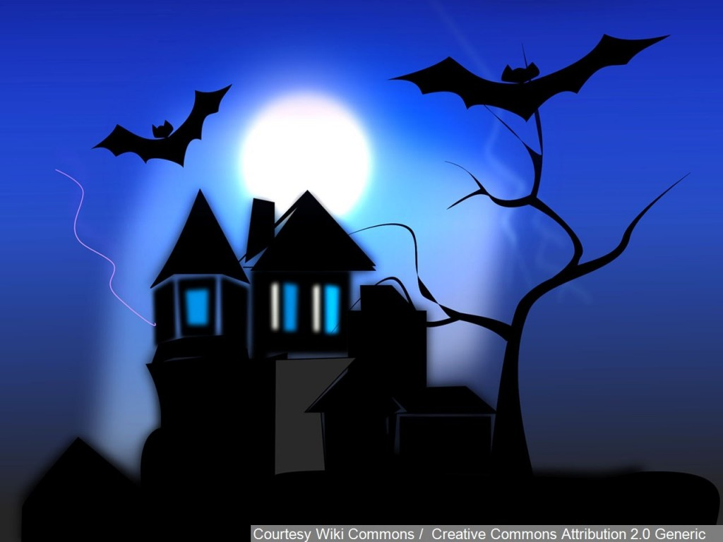 Haunted Houses on Delmarva 2015