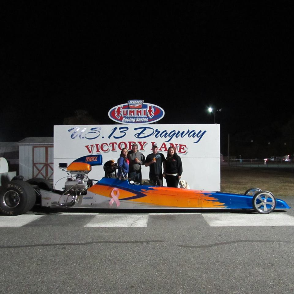 Drag Racing: Nahill Takes Saturday Top Eliminator Win