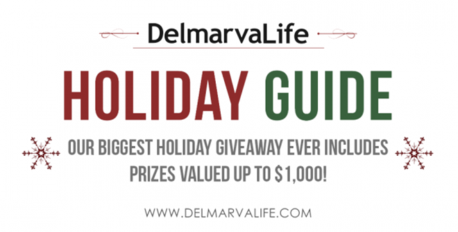 Holiday Guide Giveaway Prize List