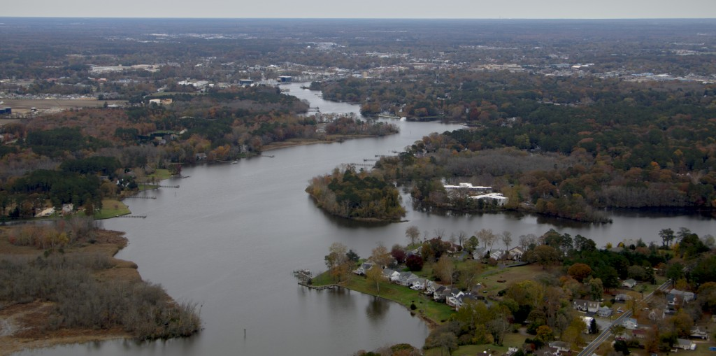 Chopper 16 Travels Through Wicomico County