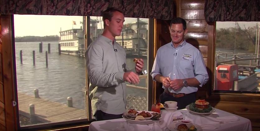 Popular Seafood Dishes at Suicide Bridge Restaurant – Wednesday, Nov. 11, 2015