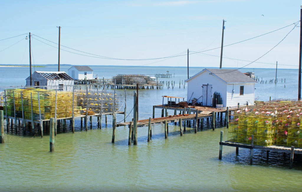 National Geographic Places Smith & Tangier Island in 2016 Best of the World List