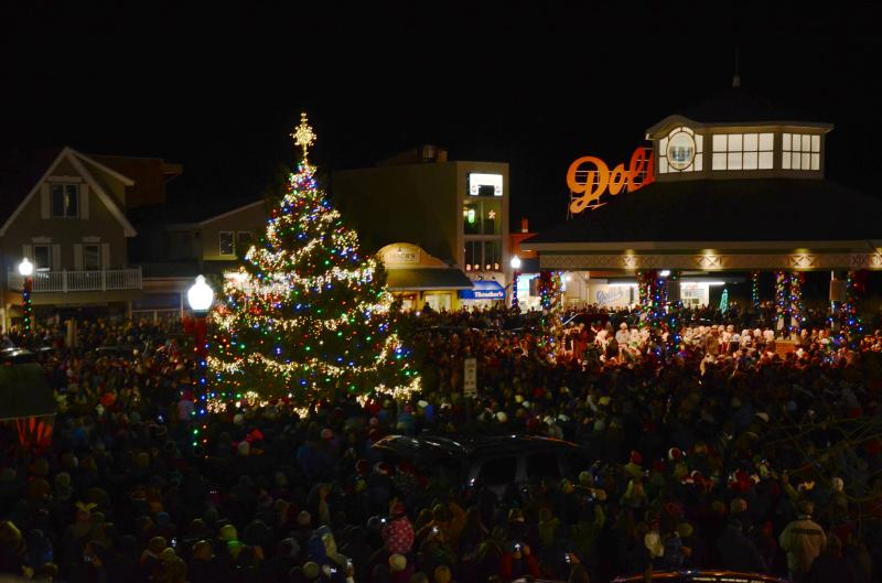 Rehoboth Beach Tree Lighting Named Hometown Tradition