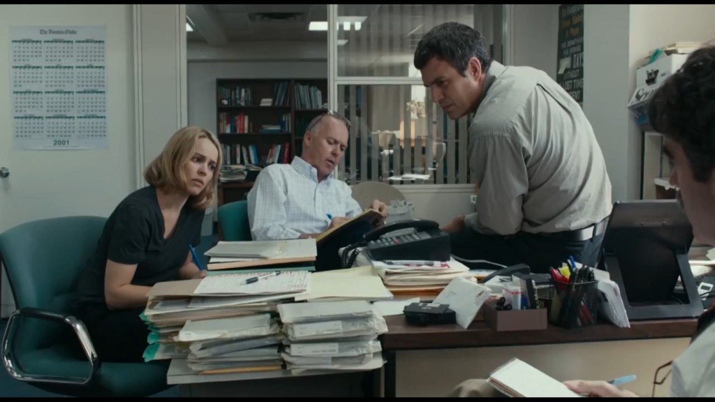 Movie Review – Spotlight