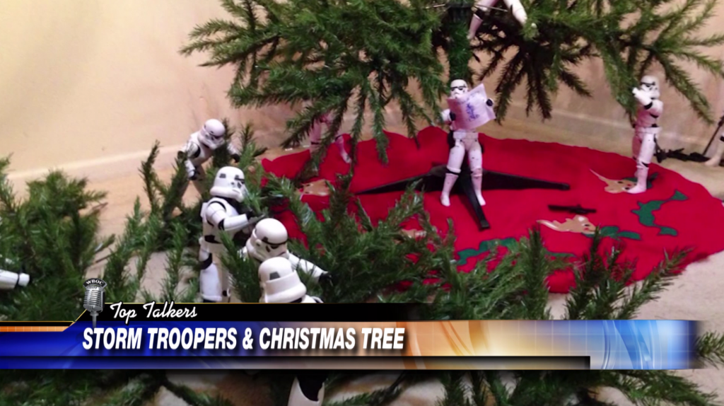 Morning Show Comedy: Star Wars Stormtroopers