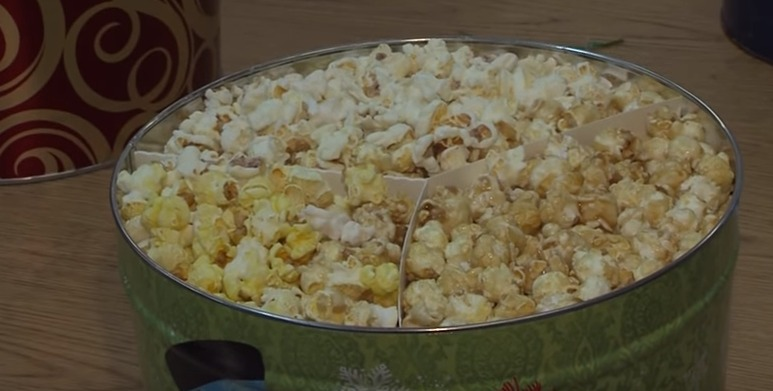 "A Gift that ""Pops"" this Holiday Season with Fisher's Popcorn – Tuesday, Dec. 1, 2015"
