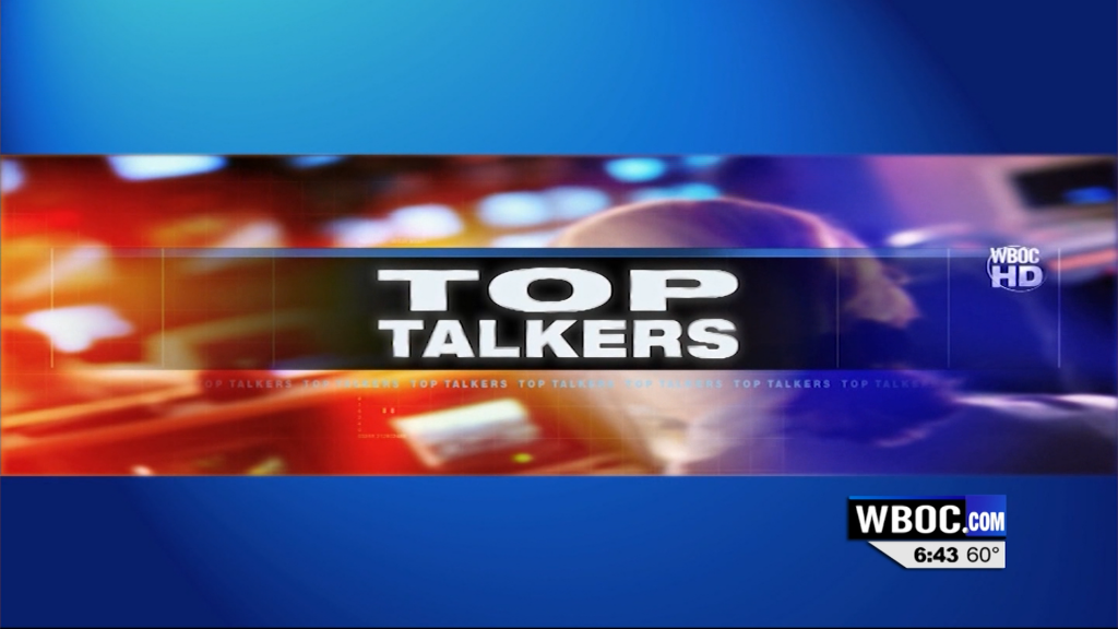 WBOC News This Morning's Top Talkers