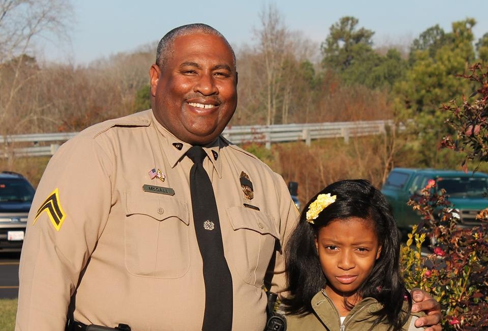 Shop With a Cop in Salisbury, Md.— Maryland Natural Resources Police