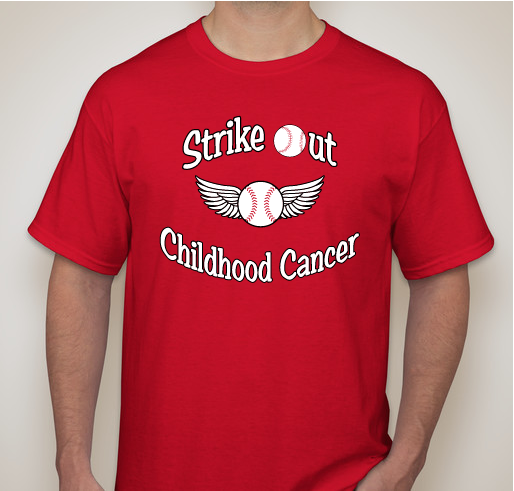 Photo: booster.com/strikeoutchildhoodcancer