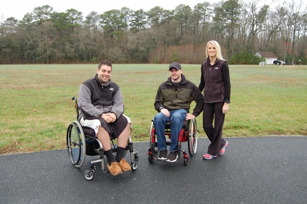 Georgetown Man Looks to Raise Money for All-terrain Wheelchair
