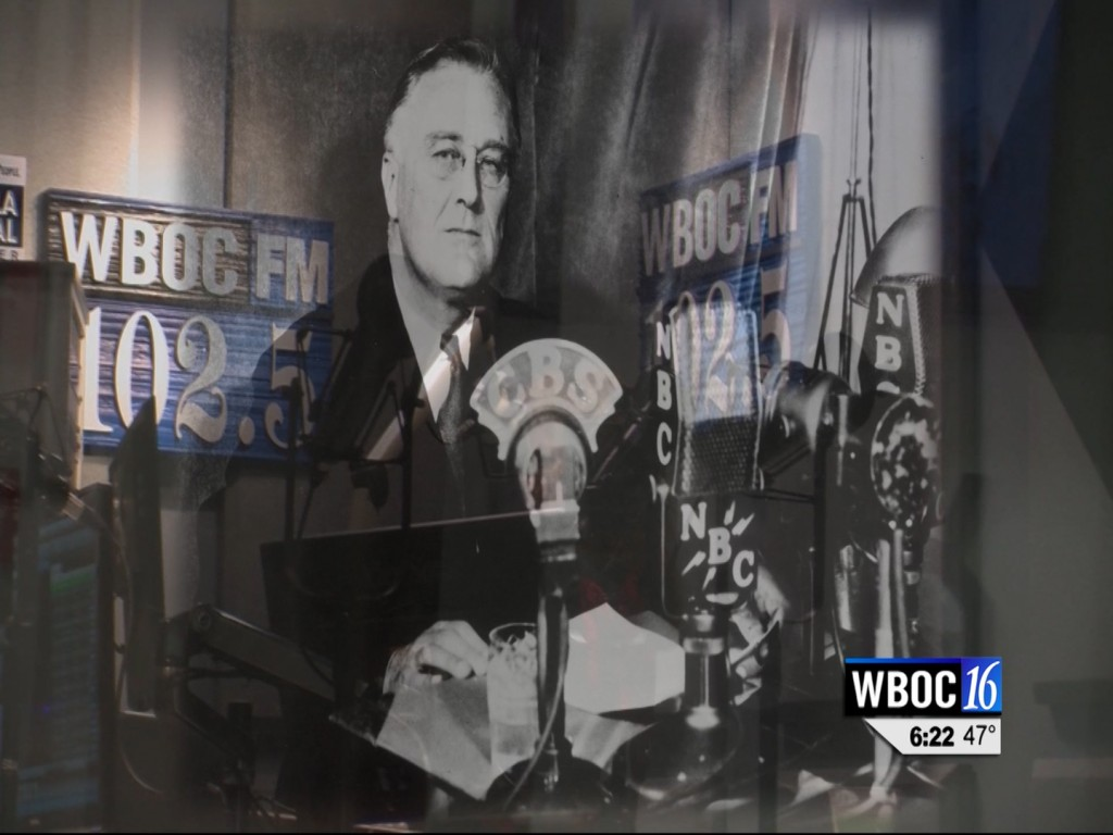 Travels With Charlie: The History of 102.5 WBOC-FM