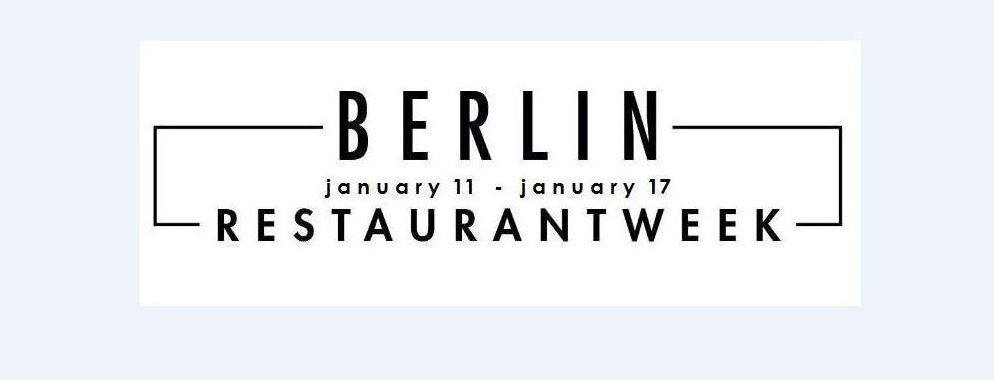 Berlin, Md. Holds First Ever Restaurant Week, Jan. 11-17