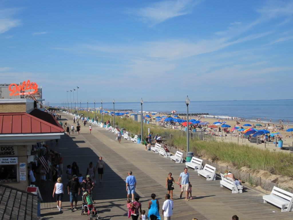 Rehoboth Beach in the Running to be the Happiest Seaside Town