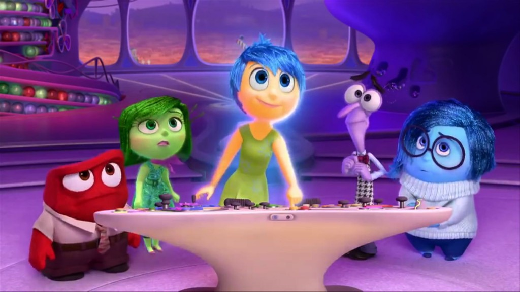 Scene from 'Inside Out'