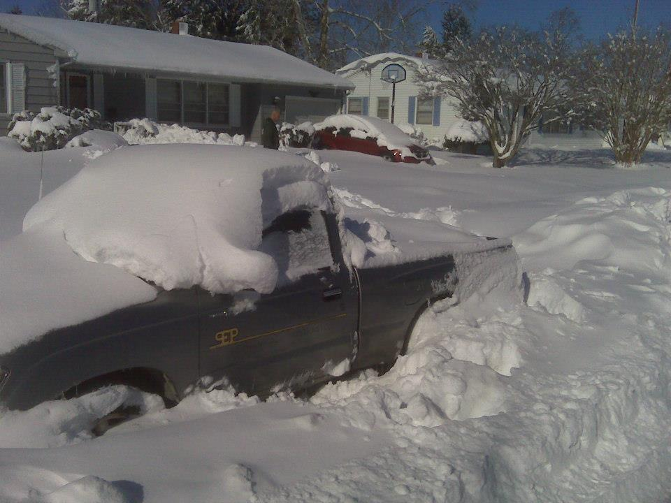 #TBT: Delmarva Blizzard in 2010