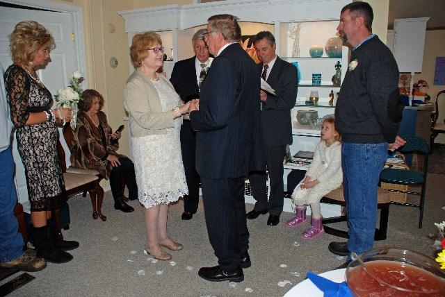 Winter Storm Jonas Interferes with Salisbury Wedding, Couple Improvises