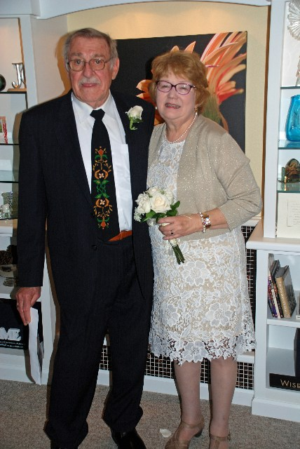 Mr. and Mrs. Bill Wigton
