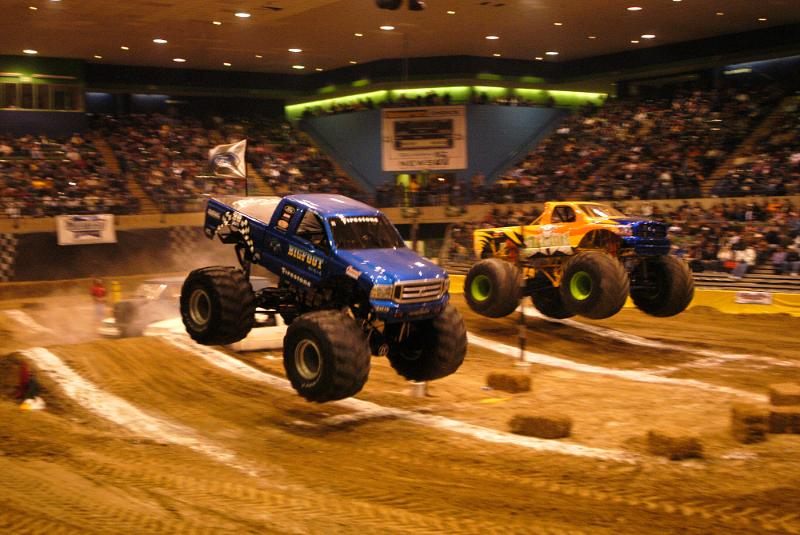 Monster Truck Show Preview: Inside the Metal Shop