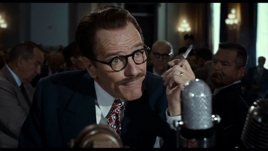 Movie Review – Trumbo (Oscar Nominee)
