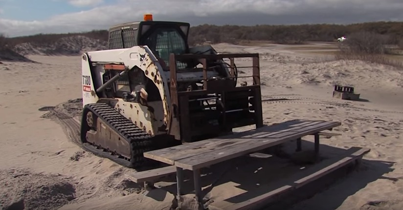 A Day in the Life with the Clean Up Crew at Assateague Island National Seashore Park