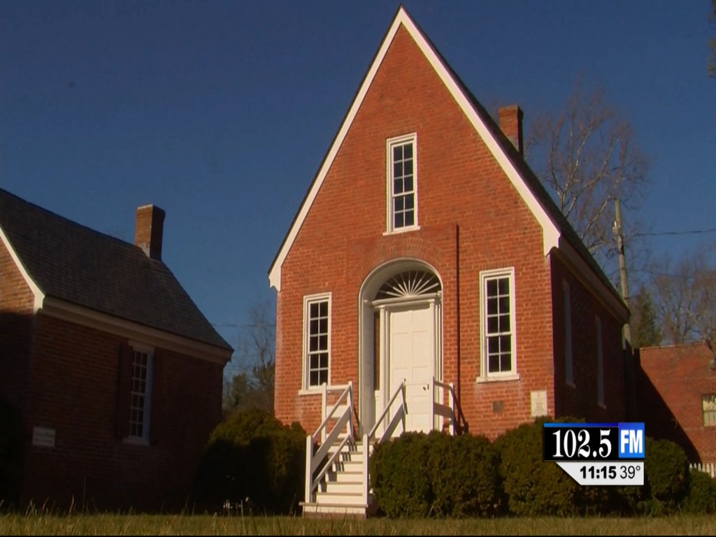 Travels With Charlie: American History in Northampton County, Va.