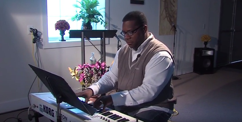 Pastor & Piano Man Pursues His Meaning of Life