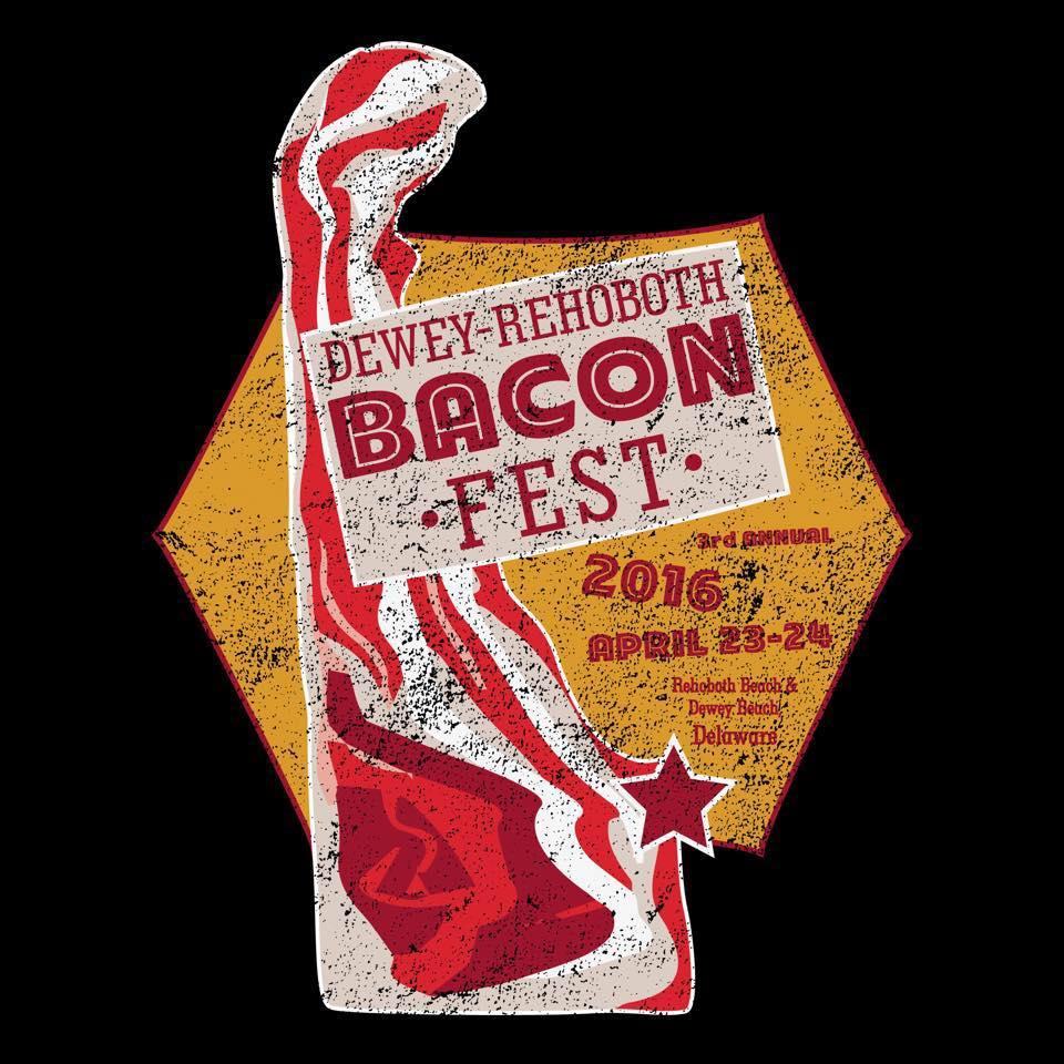 (Photo Courtesy: Dewey Beach Bacon Fest Facebook page)