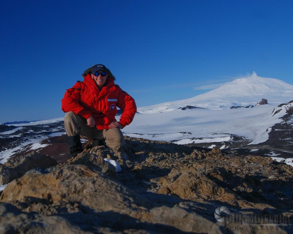 John Mollura Presents Antarctica Photography Series at Mispillion Art League