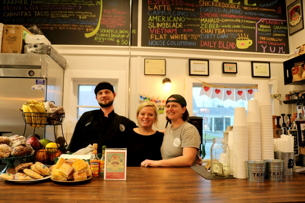 Iron Horse Coffee Shop Brings Life Back to Willard's Train Station