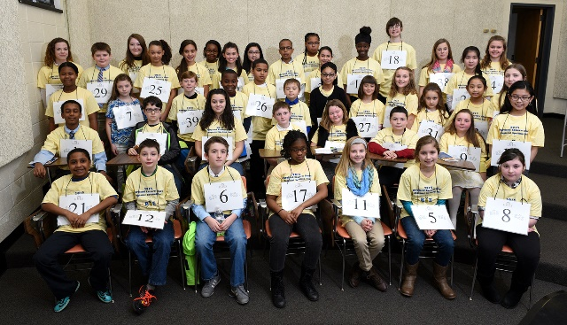 Maryland's Eastern Shore, Delaware to Hold Spelling Bees on March 5