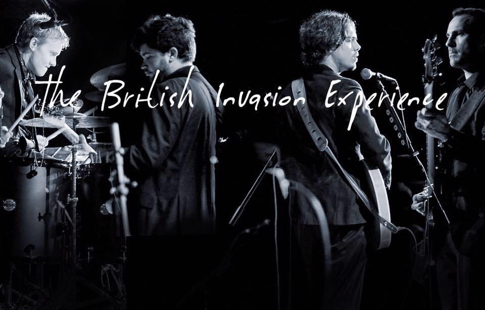 The British Invasion Experience Performs on the DelmarvaLife Stage