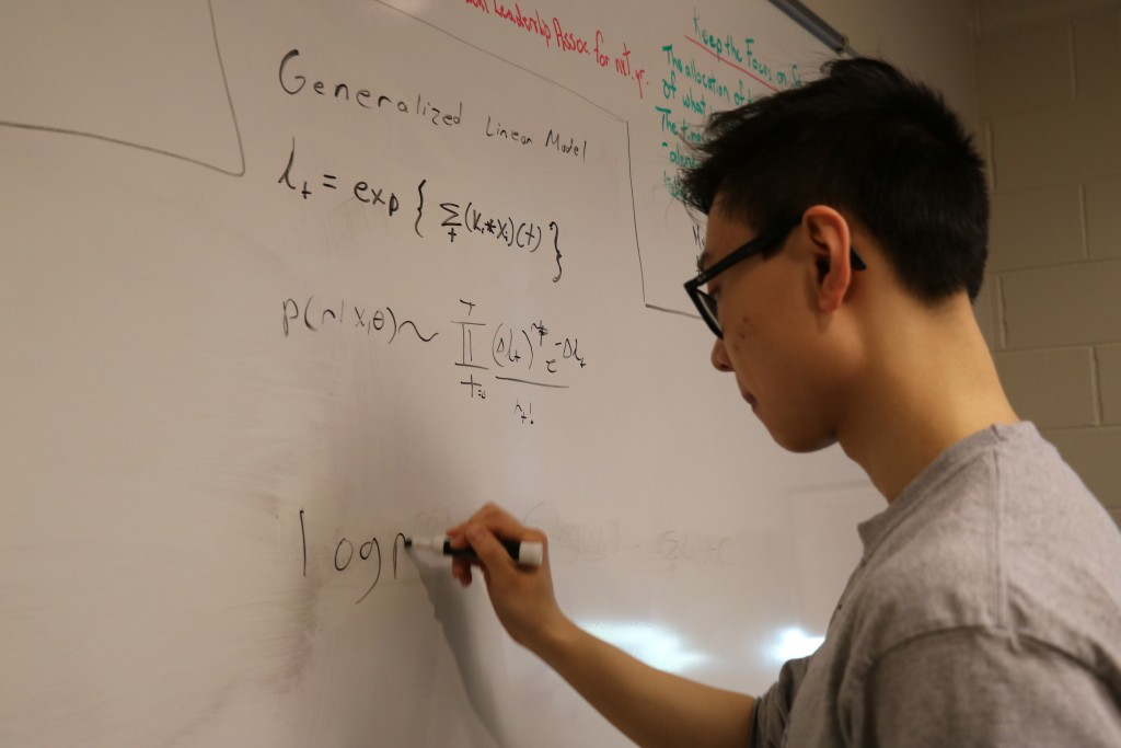 Bennett Student Develops Mathematical Formula to Further Research