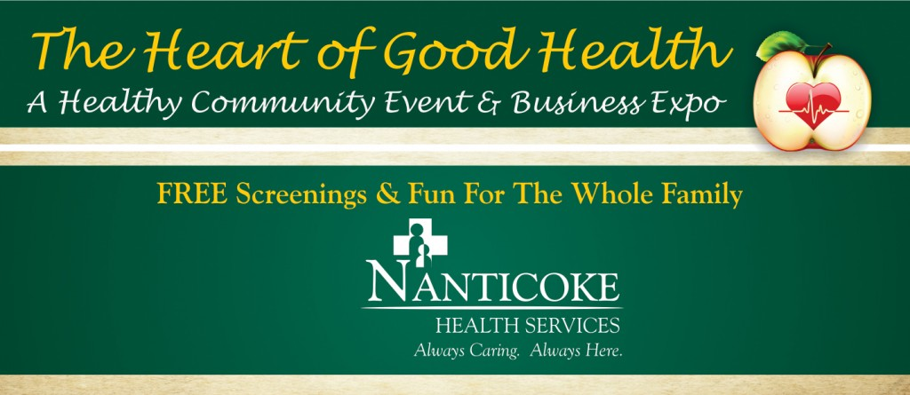 Nanticoke Health Fair & Baltimore Ravens Kicker Justin Tucker – March 19 in Laurel, Del.