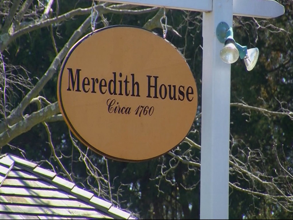 Travels With Charlie: The Meredith House