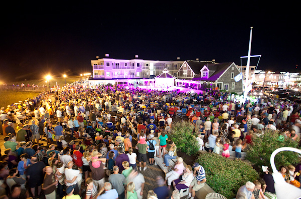 Bethany Beach Bandstand Announces Summer Concert Series