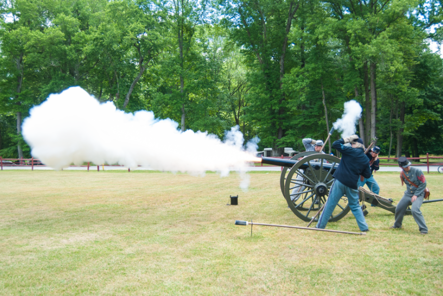 Re-live the 1860s at Fort Whaley's  Civil War on the Shore