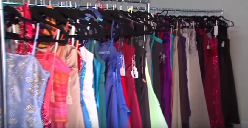 "Making Prom Affordable with ""Your Sister's Closet"""