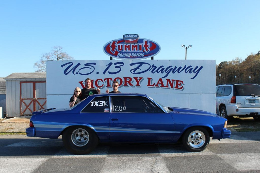 Drag Racing: Mariner Takes His First Win of the Season – Sunday, April 17, 2016