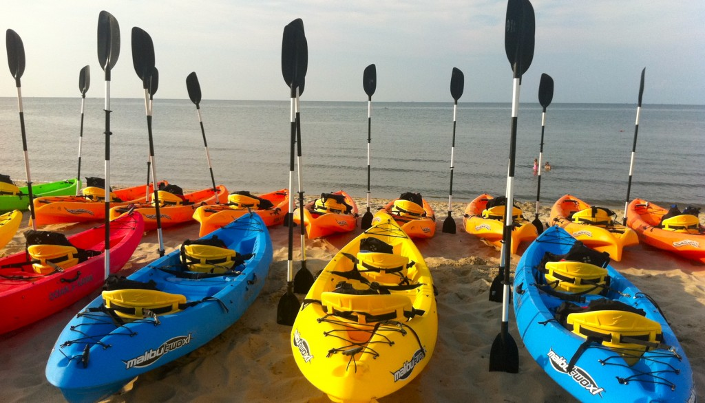 Quest Kayaks in Lewes, Del. Offers Boatlands of Adventures