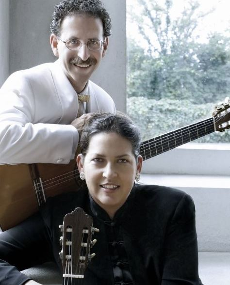 Newman and Oltman Duo Performing Free Concert at Salisbury University