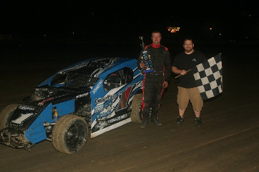 JAMES HILL MOD LITE WINNER