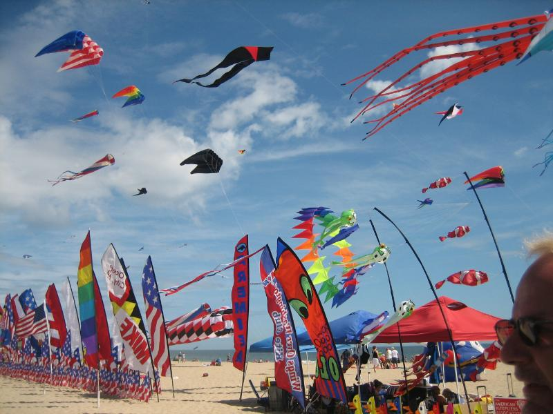Maryland International Kite Expo Promises Three Fun-Filled Days in Ocean City
